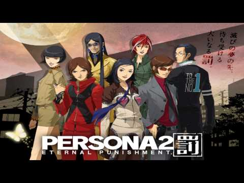 Persona 2 Psp Battle Theme Psp Persona 2 Eternal