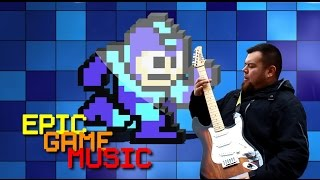 Megaman 2 – Dr. Wily Stage 1 (rock version)