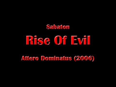 Rise Of Evil