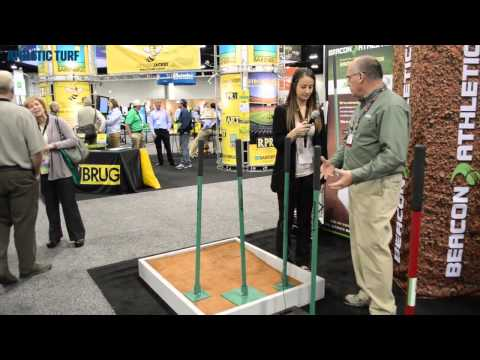 Beacon's Sweet Spot Tamp Demo at STMA 2015