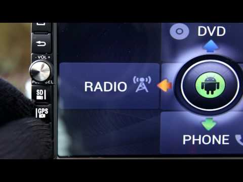 Blitzer und POIs auf NavGear Android Autoradio installieren
