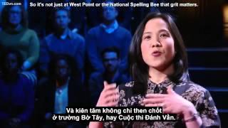 TED Vietsub Angela Lee Duckworth  Kiên tâm   Chìa khóa thành công