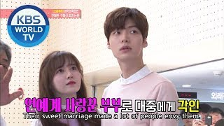 Koo Hyesun, Ahn Jaehyeon(구혜선, 안재현) [Entertainment Weekly / ENG / 2019.08.26]