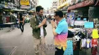 Street Food Around The World - Thailand food full