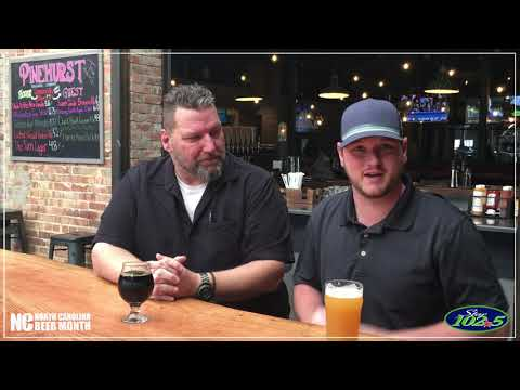 NC Beer Month - Pinehurst Brewing Company