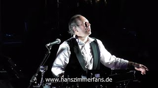 Hans Zimmer - Interstellar - Hans Zimmer Live - Orange - 05.06.2016