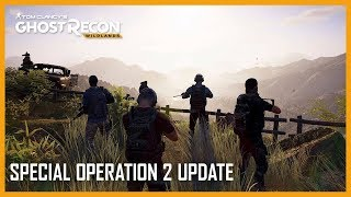 Ghost Recon Wildlands - Special Operation 2 Frissítés Trailer