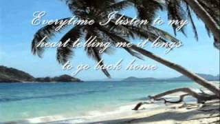 Na Leo Pilimehana  - I Miss You My Hawaii (With Lyrics)