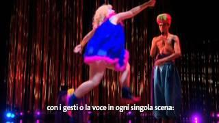 Audizioni e formazione per clown e attori al Cirque du Soleil