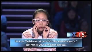 Chinh Phục   Vietnam's Brainiest Kid 2013 Show Thi Tuần 15   26 03 2014