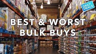 Best & Worst Bulk Buys: BJ's, Costco, Sam's Club - The Deal Guy