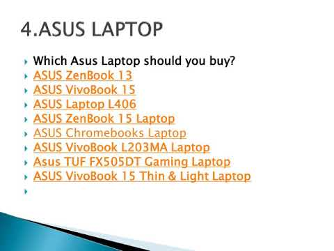 What is a Laptop Used For?