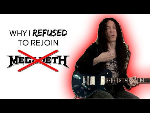 Marty Friedman: Why I REFUSED To Rejoin Megadeth!