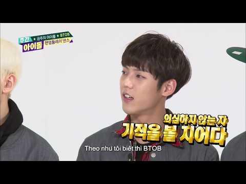 주간아이돌 (Weeky Idol) - 금주의 아이돌 BTOB Random Play Dance (Vietnam Sub)