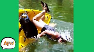 Why Did She Think She WOULDN'T FAIL?! 🤣   Best Funny Fails   AFV 2021