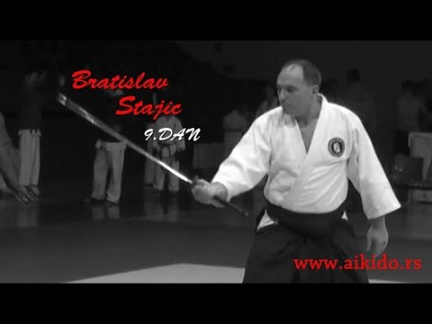 Bratislav Stajic 9th Dan International Aikido Academy