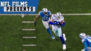 Tony Romo's and Jason Witten's Y-Option that Led the Cowboys to a Playoff Win | NFL Film Presents