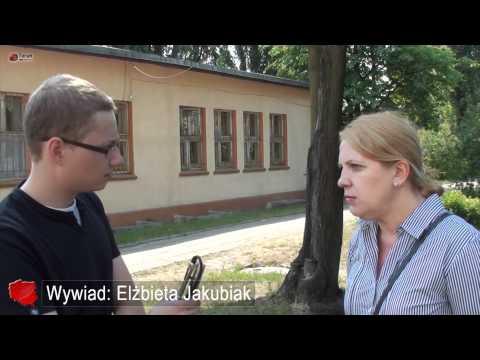 Wywiad z Elżbietą Jakubiak w Dniu Dziecka w Toruniu