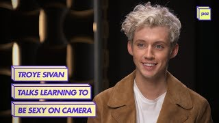 Troye Sivan Talks Learning To Be Sexy On Camera