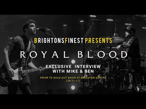 Royal Blood – Interview 2017