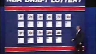 1994 NBA Draft Lottery