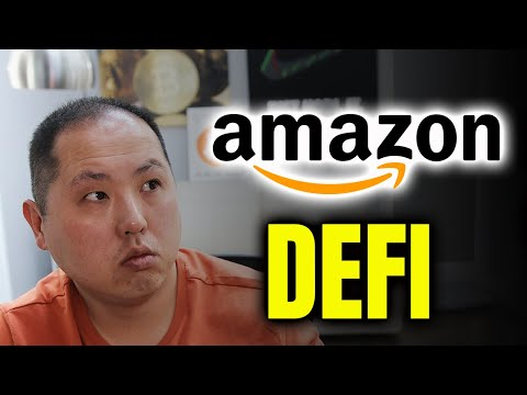 BITCOIN HOLDERS GET READY FOR AMAZON JUMPING INTO DEFI