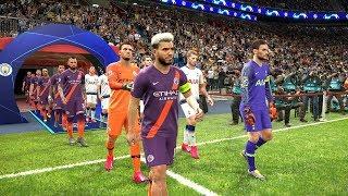 Tottenham vs Manchester City - UEFA Champions League 2019 Gameplay