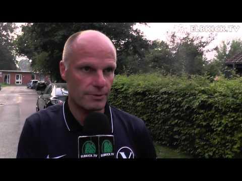 Lutz Göttling (SC Victoria Hamburg) und Jan Schönteich (TuS Dassendorf) - Die Stimmen zum Spiel (TuS Dassendorf - SC Victoria Hamburg, Oberliga Hamburg) | ELBKICK.TV