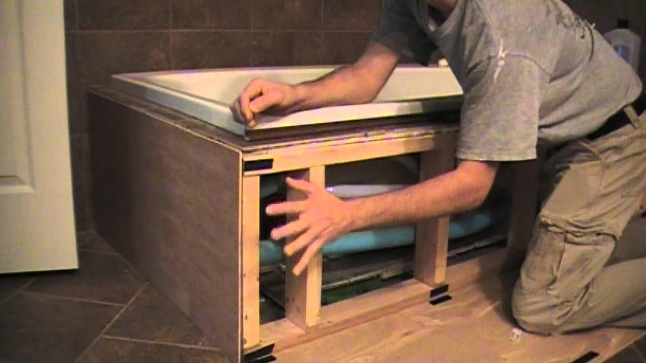 Custom Tub Skirt Part 1 Youtube