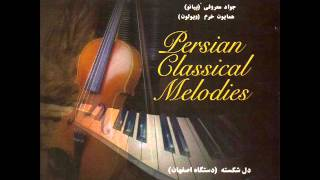 Javad Maroufi & Homayoun Khorram - Dele Shekasteh (Esfahan) | معروفی و خرم