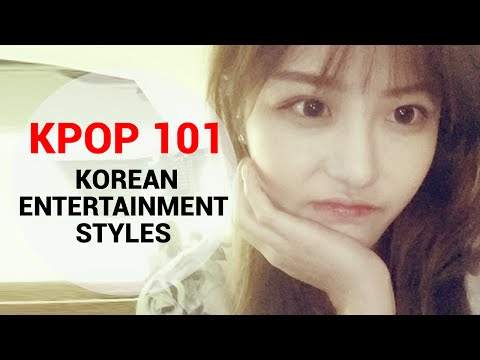 Kpop 101 : SM, JYP, YG Korean Entertainment Styles (by Kasper 캐스퍼) | Wishtrend