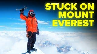 Stranded At The Top of Mt. Everest - Mount Everest Disaster
