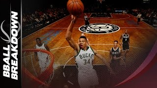 Why Giannis Antetokounmpo Playing PG is UNFAIR