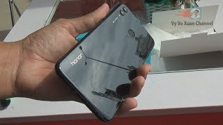 Unboxing Huawei Honor 8X Black color