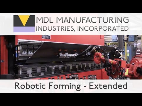 Robotic Forming - Extended Cut