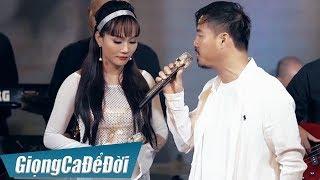 Chuyện Tình Nghèo - Quang Lập & Lâm Minh Thảo | GIỌNG CA ĐỂ ĐỜI