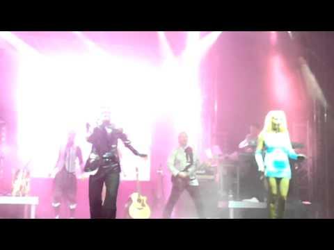 Dj Bobo - everybody Poznan Arena 2014