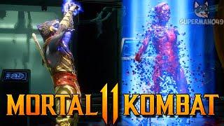 "NIGHTWOLF DESTROYS TEABAGGER! - Mortal Kombat 11: ""Nightwolf"" Gameplay"