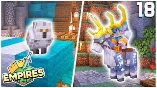 Magical New Creatures And Meeting my Allies! - Minecraft Empires SMP - Ep.18
