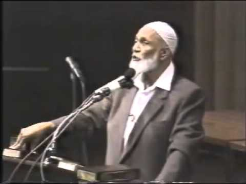 Jesus Christ in Christianity and Islam - Ahmed Deedat