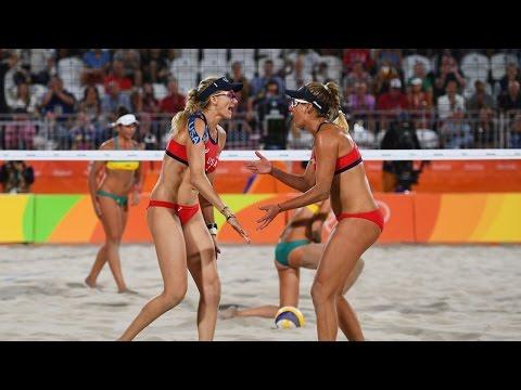 2016 Olympics: April Ross