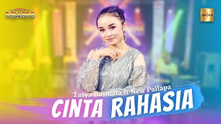 Tasya Rosmala ft New Pallapa - Cinta Rahasia (Official Live Music)