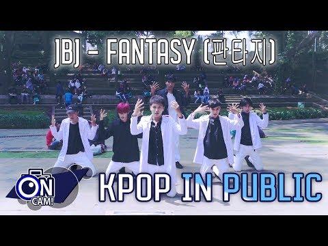 [KPOP DANCE IN PUBLIC CHALLENGE] JBJ (제이비제이) - Fantasy  (판타지) by WHYCREW from INDONESIA