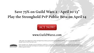 Guild Wars 2: Heart of Thorns Stronghold open beta set to launch next week