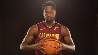 Dwyane Wade, Derrick Rose Cavs Preseason Debut! NBA Preseason 2017