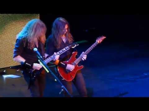 Megadeth - A Tout Le Monde (04.11.2015, Stadium Live, Moscow, Russia)