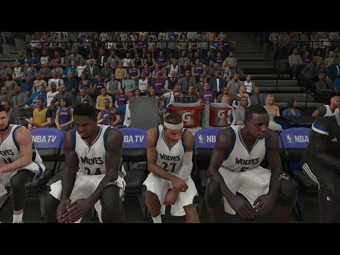 NBA 2K15 PS4 My Career - Guarding Kobe