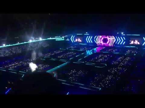 EXO-L Beautiful Ocean in #EXOrDIUMdotinSeoul