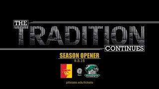 '2015 Football Teaser (season opener) - Pittsburg State University