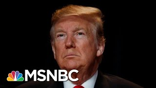Donald Trump Calls Democrats' Oversight 'Unlimited Presidential Harassment'   The 11th Hour   MSNBC